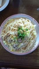 川崎健希 公式ブログ/只今食事中 画像1