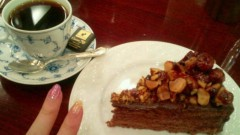 彩原ゆい 公式ブログ/だいすきな喫茶店∩^ ω^∩ 画像1