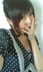彩原ゆい 公式ブログ/あついのに秋ワンピ…(* ´д`*) 画像1