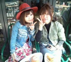 彩原ゆい プライベート画像/彩原ゆいのアルバム1 2011.1〜 お友達とランチ