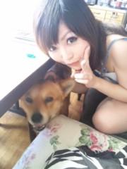 彩原ゆい プライベート画像/彩原ゆいのアルバム2 2011.5〜 現場の看板犬タロウと(*´艸`