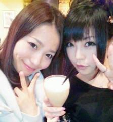 彩原ゆい プライベート画像/彩原ゆい 2011年☆秋冬☆ 沙奈とカフェ