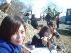 彩原ゆい プライベート画像/彩原ゆいのアルバム1 2011.1〜 山中ロケでお昼ごはん