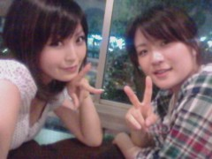彩原ゆい プライベート画像/彩原ゆいのアルバム2 2011.5〜 あさみんとマック(*゚∀゚*)