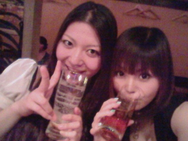酔い酔いヾ(^▽^*)ノ
