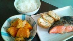彩原ゆい 公式ブログ/和な朝食で 画像1
