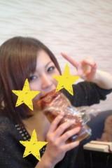 彩原ゆい プライベート画像/彩原ゆいのアルバム1 2011.1〜 菜々がくれたりんごケーキにパクリ