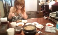 彩原ゆい 公式ブログ/毎週土曜は韓国料理が食べれるのです(*´д`*) 画像1