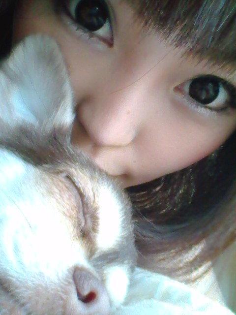 愛犬ピートと(o^_^o)