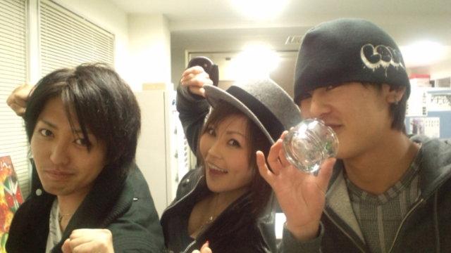 長尾さん、私、玉澤さん