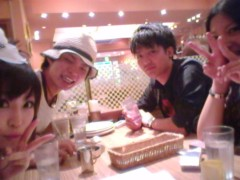 彩原ゆい プライベート画像/彩原ゆいのアルバム2 2011.5〜 アイリンクの先輩たちと♪