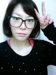 小泉奈津美 公式ブログ/くろぶちめがね 画像1