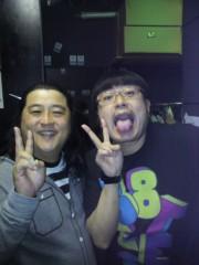 イジリー岡田 公式ブログ/小力君と! 画像1