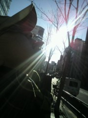 イジリー岡田 公式ブログ/爽やかな朝に… 画像1