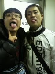 イジリー岡田 公式ブログ/男性ファンが多い二人。 画像1