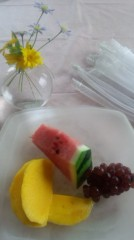 桜京子 公式ブログ/morning fruits★ 画像1