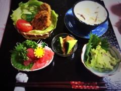 桜京子 公式ブログ/バースデーはママの手作り★ 画像1