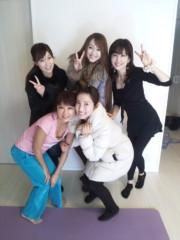 桜京子 公式ブログ/ヨガデビュー★ 画像1