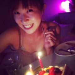 桜京子 公式ブログ/My birthday party★2012 画像1