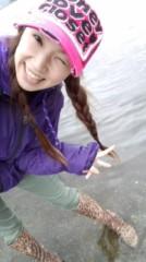 桜京子 公式ブログ/山中湖でバス釣った★ 画像3