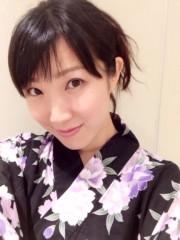 桜京子 公式ブログ/浴衣2014 ★ 画像2
