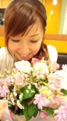 桜京子 公式ブログ/all up & birthday bouquet★ 画像1
