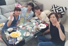 桜京子 公式ブログ/アナ雪リピートの友人宅★ 画像1