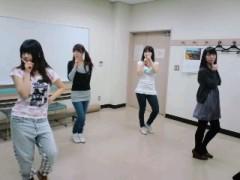 桜京子 公式ブログ/ダンス練習中★ 画像1