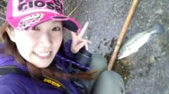 桜京子 公式ブログ/山中湖でバス釣った★ 画像1