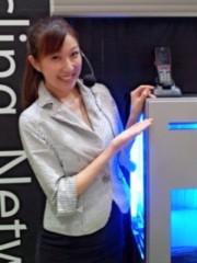 桜京子 公式ブログ/2013オフィス総合展★ 画像1