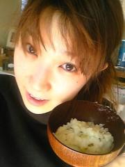 桜京子 公式ブログ/七草粥★ 画像1