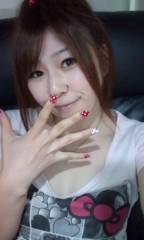 小澤友加 公式ブログ/赤白! 画像1