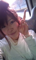 小澤友加 公式ブログ/移動ちゅ! 画像2