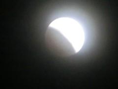柳生伸也 公式ブログ/青くて赤い月 画像1