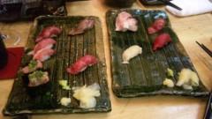 近藤麻衣子 公式ブログ/肉寿司 画像1