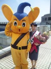 大沢あかね 公式ブログ/☆一日署長☆ 画像2