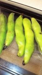 大沢あかね 公式ブログ/そら豆とペタンコシューズ 画像2