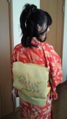 川上リサ 公式ブログ/着物♪ 画像2