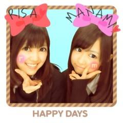 川上リサ 公式ブログ/伊倉愛美と放課後デート← 画像1
