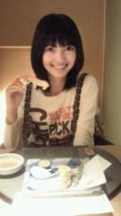 川上リサ 公式ブログ/蟹天ぷら&葛切り 画像1