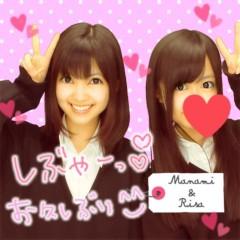 川上リサ 公式ブログ/伊倉愛美と放課後デート← 画像2