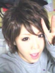 朝弓紗名 プライベート画像 ショートヘア