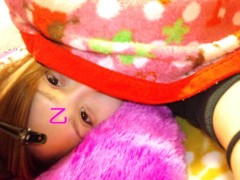 朝弓紗名 公式ブログ/スッピンピンΣ(´□`; 画像1