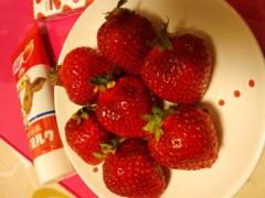 朝弓紗名 公式ブログ/食べ物ばっかwww 画像1