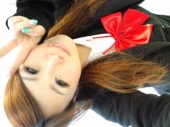 朝弓紗名 公式ブログ/制服…撮影…プギャwww 画像2