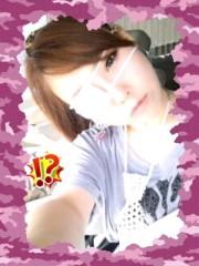 朝弓紗名 プライベート画像 眼帯