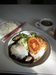 弥音夏 公式ブログ/お昼ご飯♪ 画像2