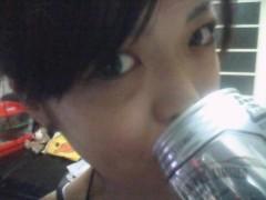 弥音夏 公式ブログ/飲みながら… 画像1