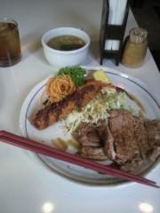弥音夏 公式ブログ/お昼御飯♪ 画像1