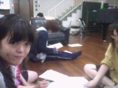 弥音夏 公式ブログ/稽古中の 画像1